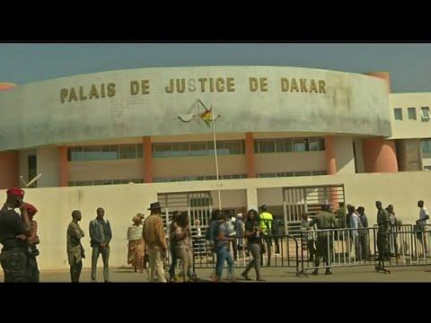 AFRICA NEWS ROOM - Sénégal : Barthélémy Dias condamné à 6 mois de prison ferme (1/3)