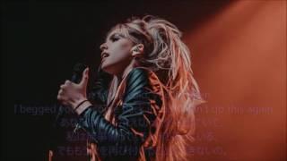 洋楽 和訳 The Chainsmokers ft. XYLØ - Setting Fires
