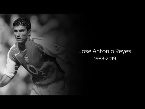 Jose Antonio Reyes - REST IN PEACE, ARSENAL LEGEND (1983-2019)