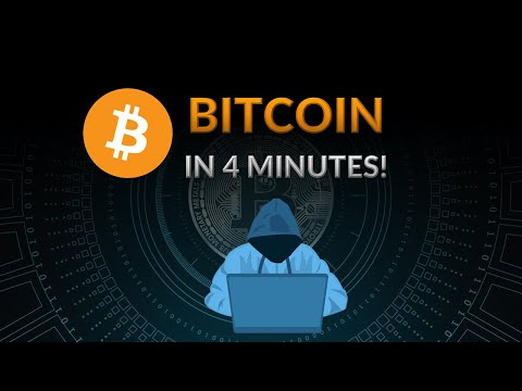 What Is BITCOIN? (Bitcoin Explained) | Is Bitcoin Illegal? How Is Bitcoin Stored? How Does It Work?