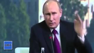 2015 Путин рассказал Анекдот про СЕКС   Меркель упала в краску! Красавчик, ХИТ 2015