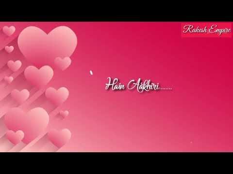 Humnava Mere Female Version || Letast Song 2018 _ Whatsalp Status