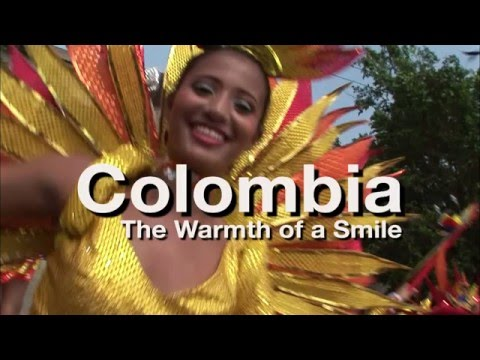 COLOMBIA, The Warmth Of A Smile