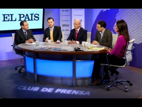 Programa completo Club de Prensa Plus viernes -- 15/04/2016