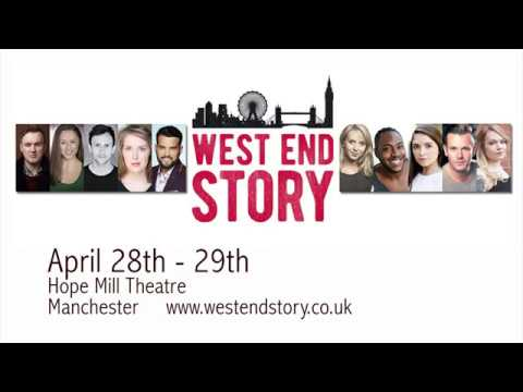 West End Story - Coming soon to Shrewsbury's Theatre Severn