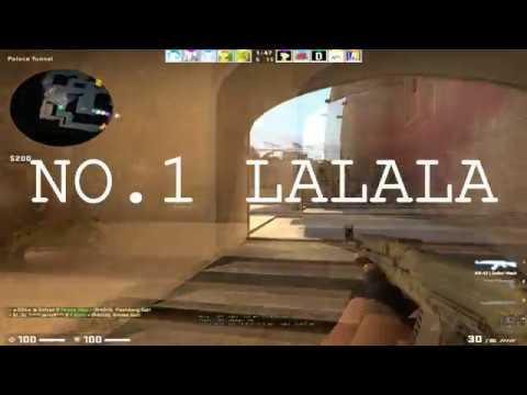 CSGO Frag Movie - LALALA