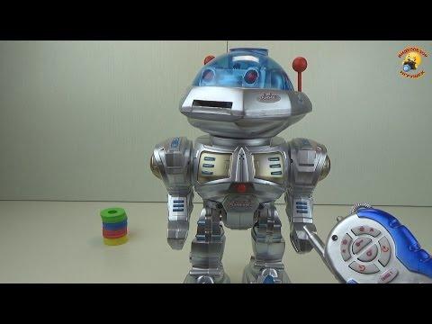 Большой ассортимент роботов на радиоуправлении купить в