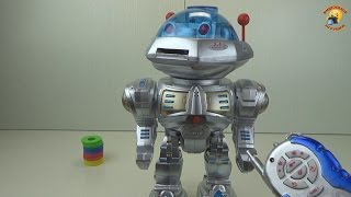 Обзор игрушки  Интерактивный робот Линк