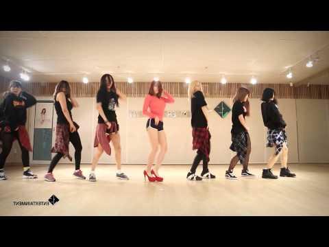 開始線上練舞:Good-night Kiss(鏡面版)-JunHyoSeong | 最新上架MV舞蹈影片