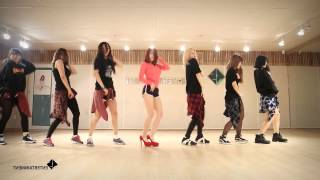 Jun Hyoseong (SECRET) - Good-night Kiss - mirrored dance practice video - 전효성 굿나잇키스 안무영상