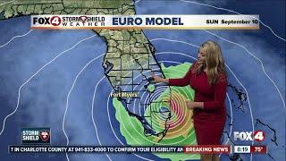 Hurricane Irma Update: Thursday 8:15AM