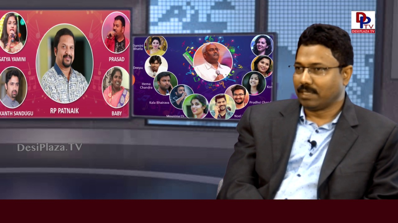 Exclusive Interview with Kishore Kancherla - Chairman -ATS 2019 - host- Vani Aida