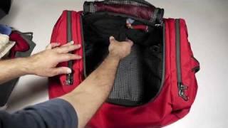 The Tom Bihn Aeronaut Maximum Carry-On Travel Bag
