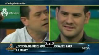 رونسيرو: برشلونة في البيرنابيو؟ لدي اقتراح للاعبيهم