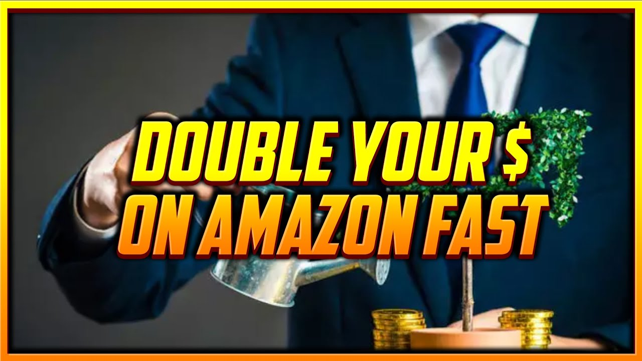 How to Double $200 Fast Selling on Amazon
