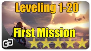 Destiny : Second Mission Restoration / Leveling Guide Part 2
