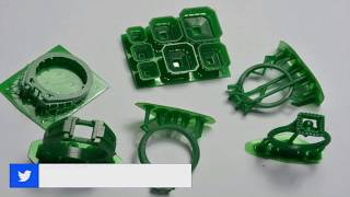 DLP & Jewelry 3D Printer Intro In Tamil - WANHAO D7 & D7 BOX