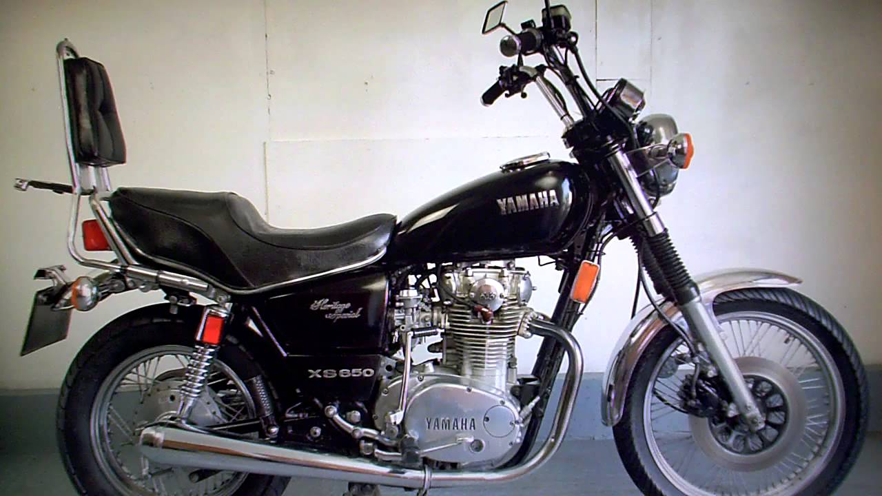 yamaha xs650 heritage special for sale 1983 22k repairs needed
