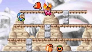 Kirby - Nightmare in Dream Land - Kirby - Nightmare in Dream Land (GBA)Walkthrought Part 1- Vizzed.com Play - User video