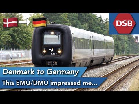 DSB IC 1st class train review : This DMU/EMU has impressed me so far...