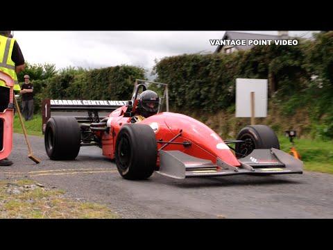 Limerick Sprint Hillclimb Highlights Programme 2016