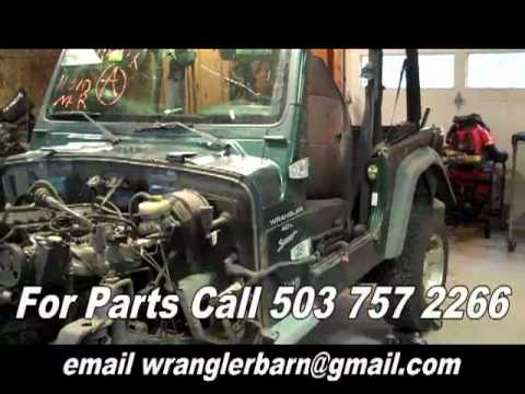 How To Get More Power From Your Jeep Wrangler 4 Cylinder 25  YouTube