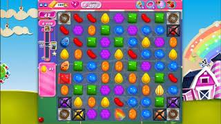Candy Crush Saga - Level 408 - No boosters ☆☆☆