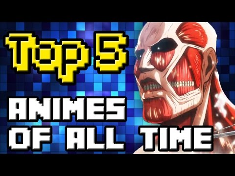 TOP 5 ANIME SERIES