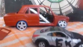 Тюнинг ваз 2106 модель , убитая обнова Nissan 350z!