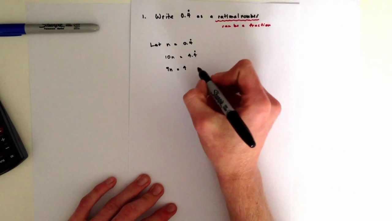 Basic Arithmetic - Episode 1 - YouTube