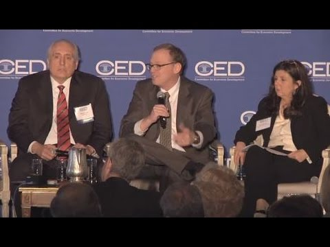 CED's 2015 Spring Policy Conference: Economic Inequality and the Future of Capitalism