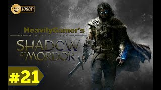 Middle Earth Shadow of Mordor (PC) Gameplay Walkthrough Part 21: Mordor in Flames/Game Ending
