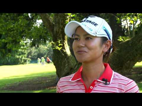 Ai Miyazato talks International Crown