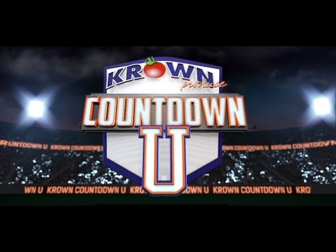Krown Countdown U - Aug 31, 2016 (s06 ep02)
