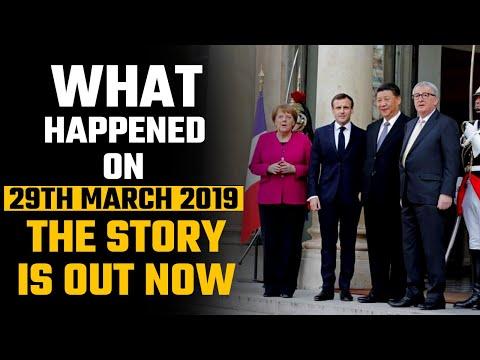 The Merkel, Jinping, Macron meeting no one talked about