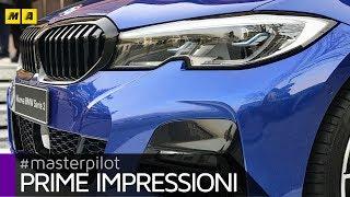 BMW Serie 3 2019 | La G20 è spaziosa e tecnologica