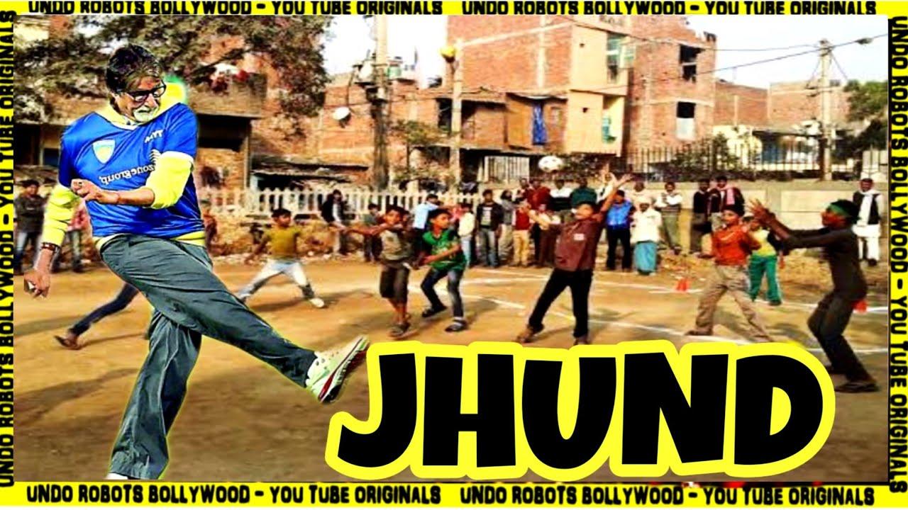 Jhund | Amitabh Bachchan | Vijay Barse | Nagraj Manjule - YouTube