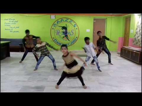 sundari song from khaidi no 150 by RDS dance studio hyd