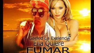 Gaeled El Gallo Negro Ella quiere Fumar - (Prod.By Dj Serby) ★ REGGAETON 2014 ★