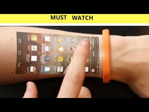 TOP 5 FUTURE SMARTPHONE TECHNOLOGY from YouTube · Duration:  3 minutes 47 seconds