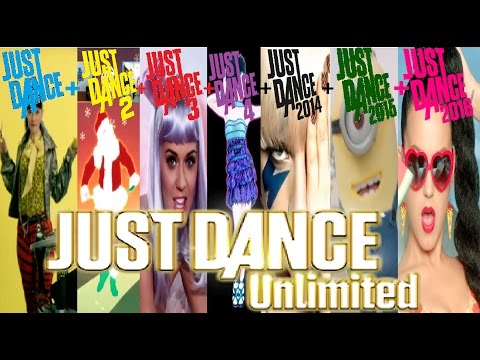 Just Dance Unlimited - All complete Songlist of JD2016 (from beggining to August)