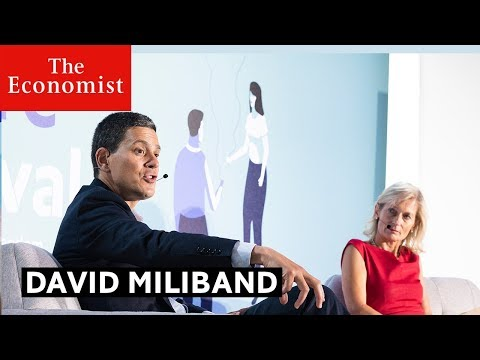David Miliband on the future of liberalism | The Economist