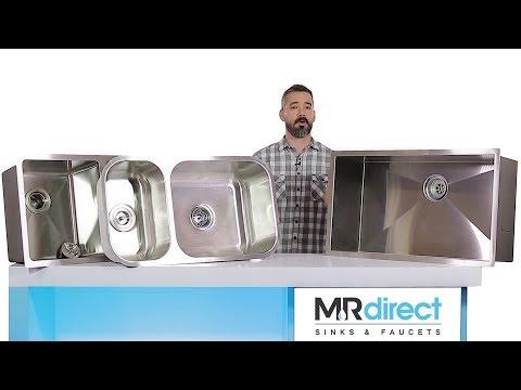 MR Direct | Stainless Steel Kitchen Sinks
