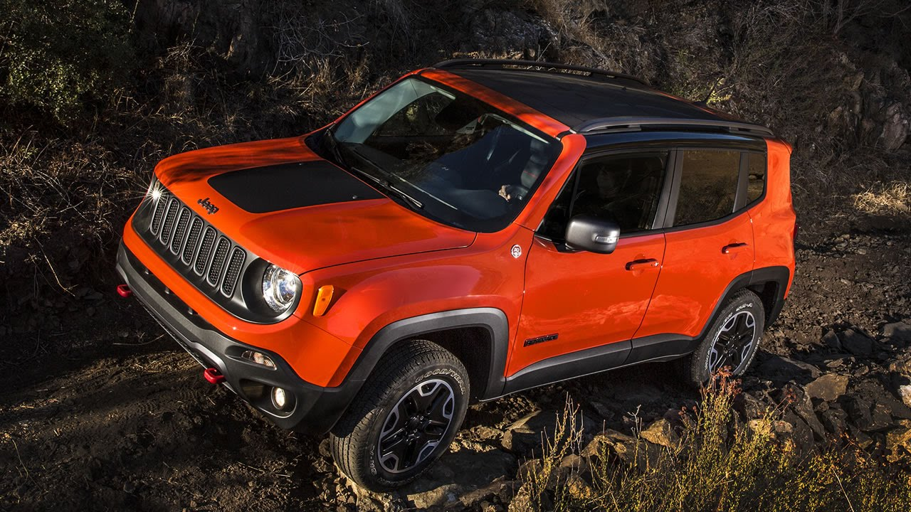 jeep renegade 2015 primer contacto desde eu autocosmos youtube. Black Bedroom Furniture Sets. Home Design Ideas