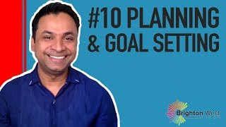 ICF Core Competency #10: Planning and Goal Setting