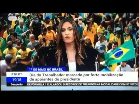 ? OLHA QUE PASSOU NO JORNAL DE PORTUGAL SOBRE BRASIL DO 01.05.2021
