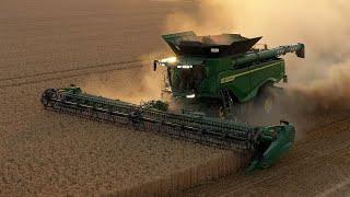 X9 - la cosechadora de 100 toneladas | John Deere ES
