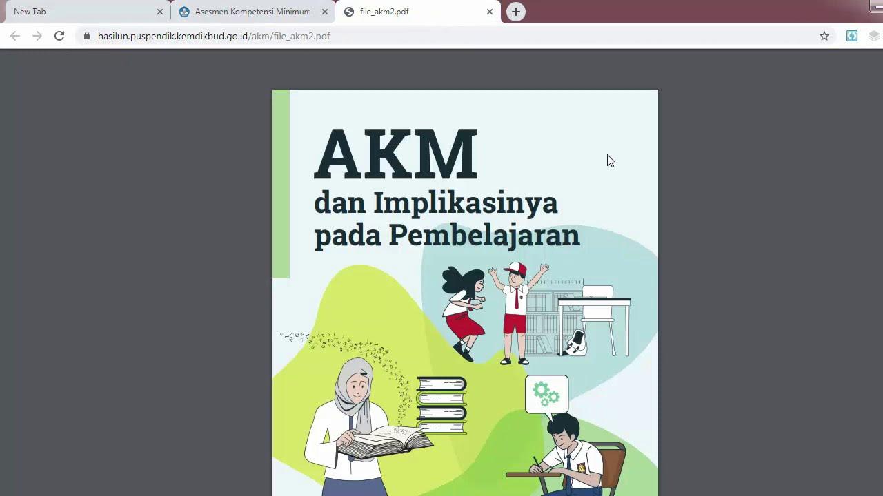 Get Contoh Soal Akm Smk 2020 Pdf Revisi - GURU SD SMP SMA