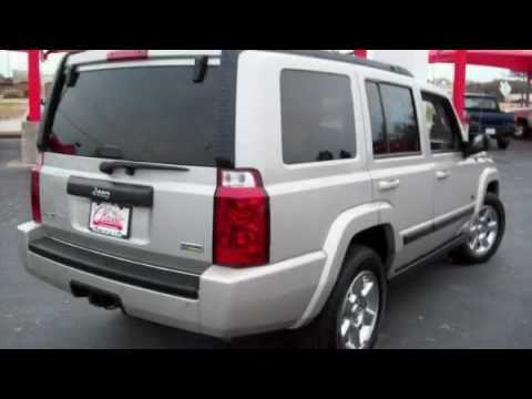 Used 2007 Jeep Commander Tyler TX