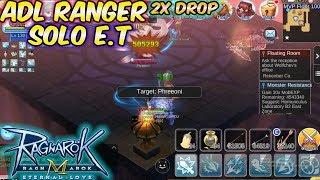 ADL Ranger Solo Endless Tower 2x Drop | Ragnarok Mobile Eternal Love